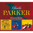 Charlie Parker, 3 Essential Albums, 00600753764909