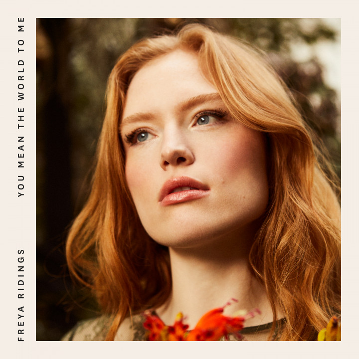 freya ridings - you mean the world to me - cover