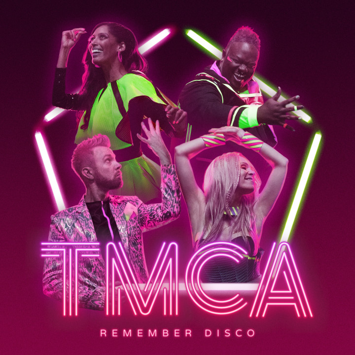 TMCA Remember Disco Album Cover