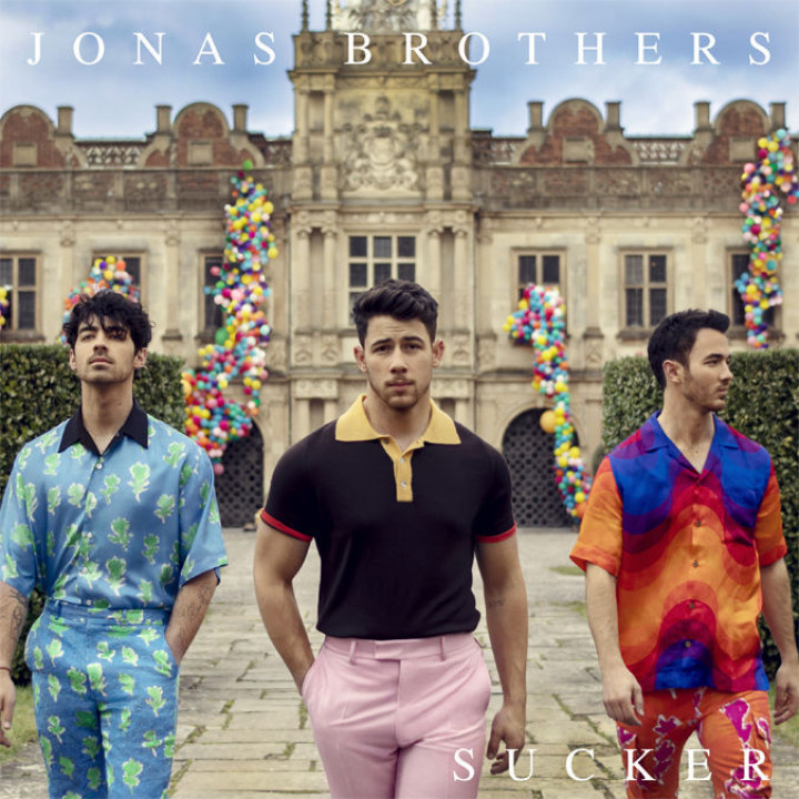 Jonas Brothers Single Sucker Cover 2019