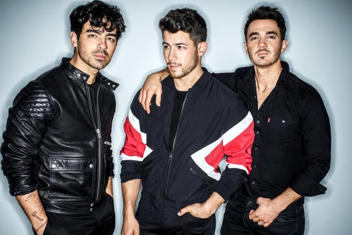 Jonas Brothers Pressefoto 2019