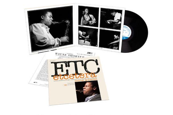 Wayne Shorter, Tone-Poet-LPs – Wayne Shorters lost album feiert luxuriöse Wiedergeburt