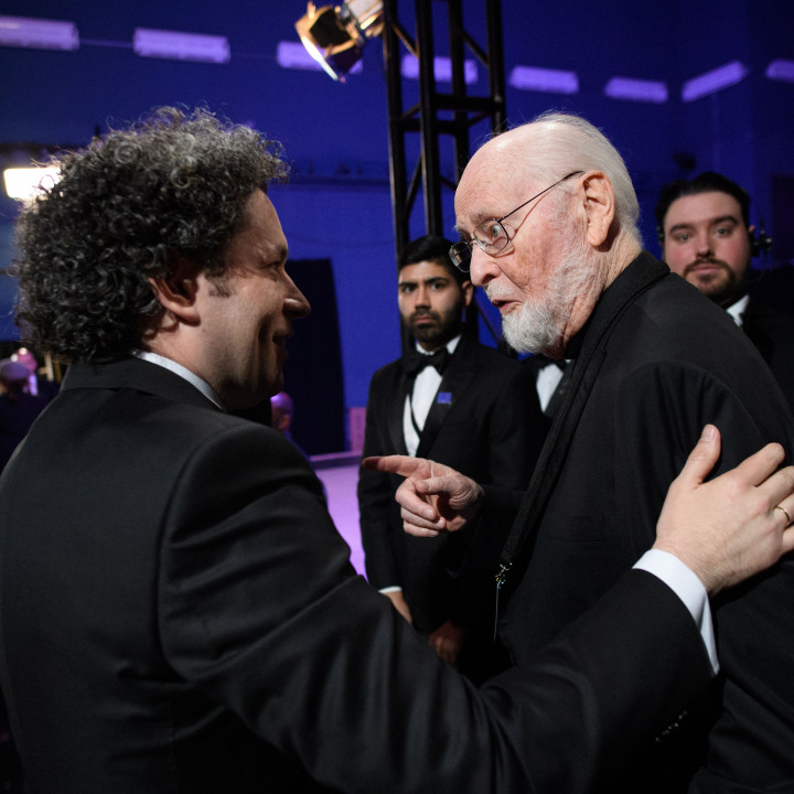 Gustavo Dudamel & John Williams