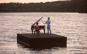 Andreas Ottensamer, Andreas Ottensamers Album Blue Hour spiegelt die musikalische Romantik in all ihren Facetten