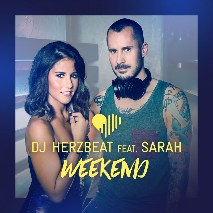 DJ Herzbeat Single Weekend Cover 2019