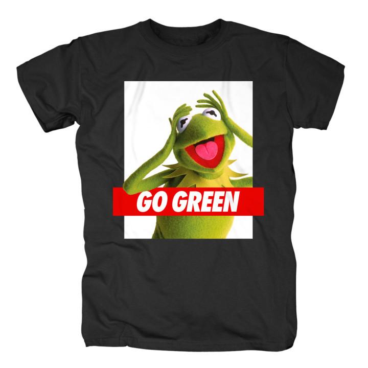 Kermit—Go Green
