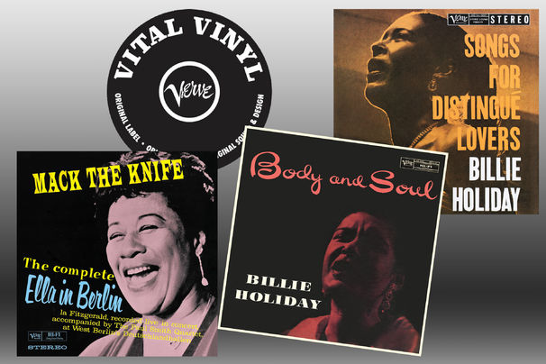Vitales Vinyl – Verve-Klassiker auf LP, dritter Teil