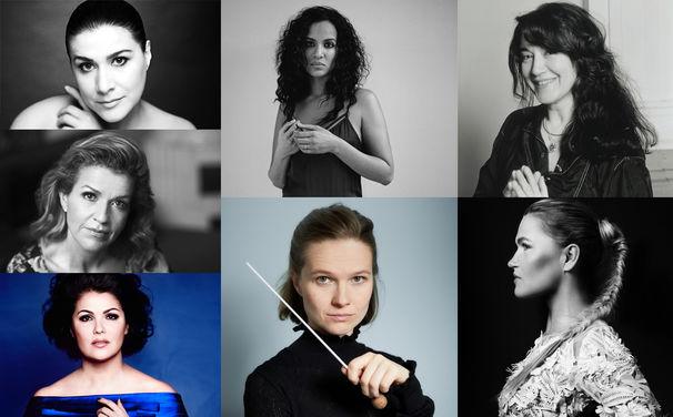 Diverse Künstler, Mit Kreativität, Brillanz und Frauenpower