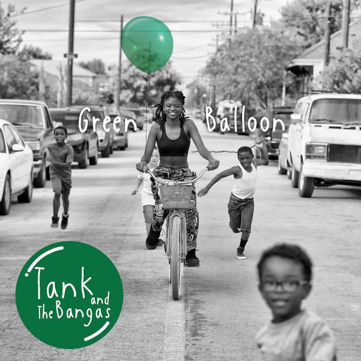 Green Balloon