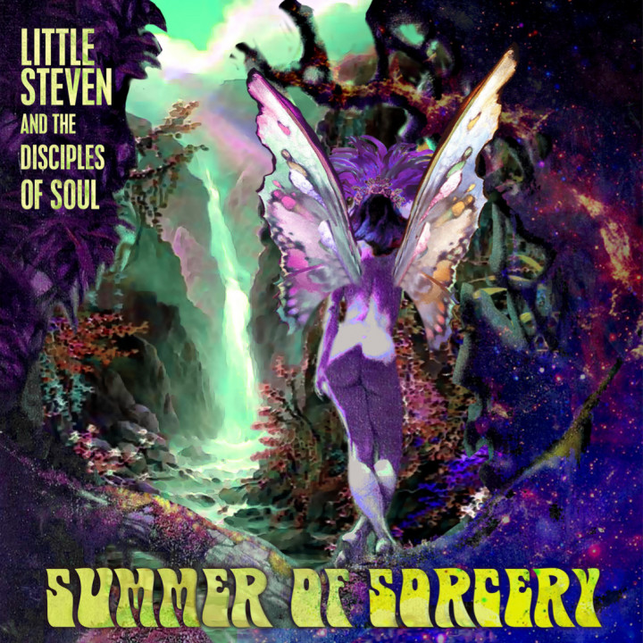 "Little Steven - ""Summer Of Sorcery"""