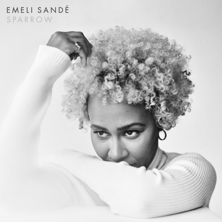 Emeli Sandé - Sparrow - Cover