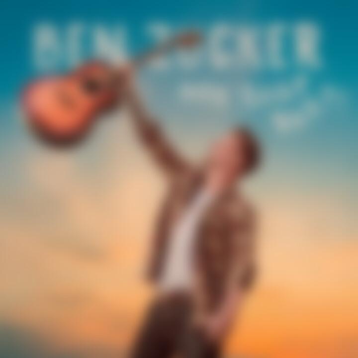 Ben Zucker Wer sagt das Album Cover