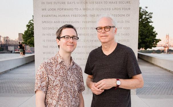 Thomas Morgan, ECM-Neuheit im April - zweiter Geniestreich von Bill Frisell und Thomas Morgan