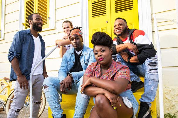 Tank And The Bangas, Brandfrisch aus New Orleans - Tank And The Bangas veröffentlichen neue Single Ants