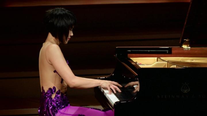 Prokofjew: Klaviersonate Nr. 8, 2. Satz Andante Sognando