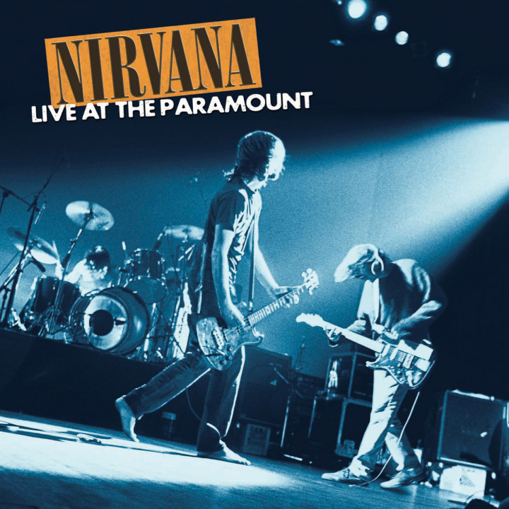 Live at the Paramount (2LP)