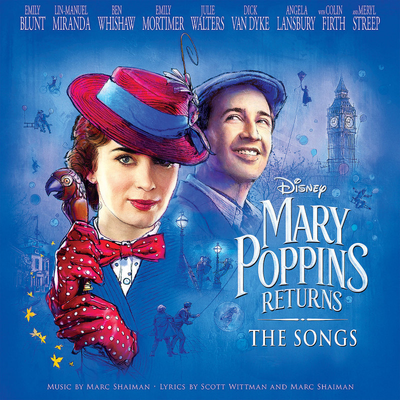 Mary Poppins Returns: The Songs