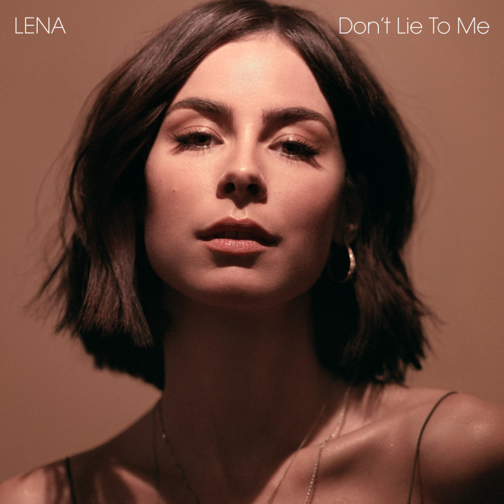 Lena - don't lie to me - Cover