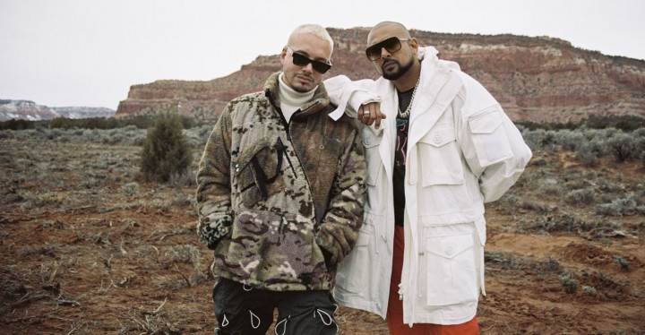 J Balvin Sean Paul