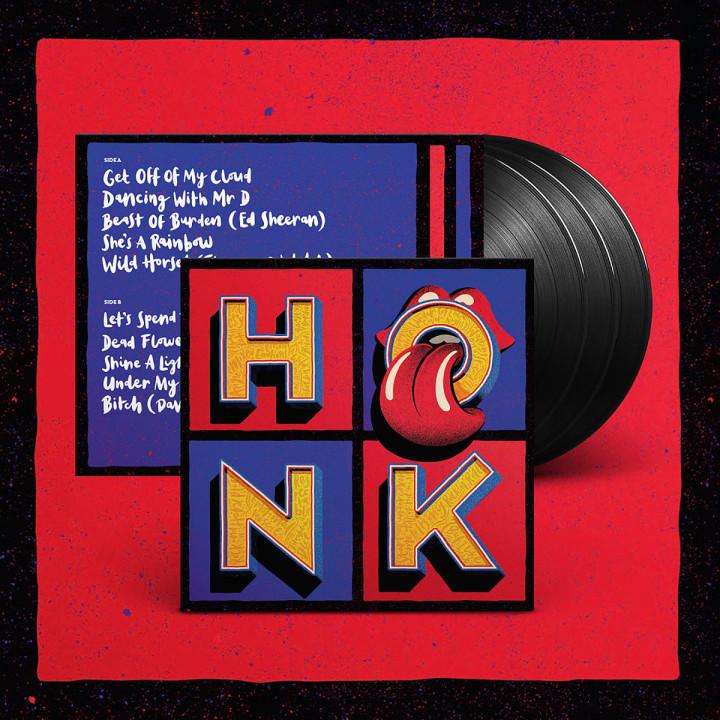 Honk (3LP)