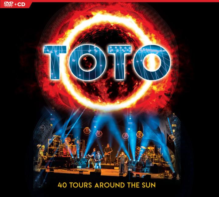 Toto DVD + 2CD 2D