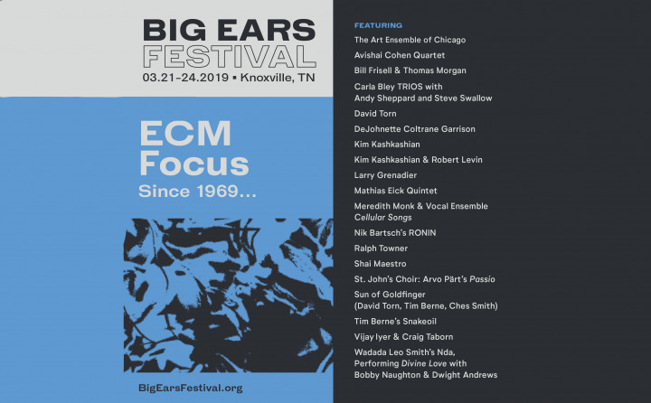 ECM Records x Big Ears