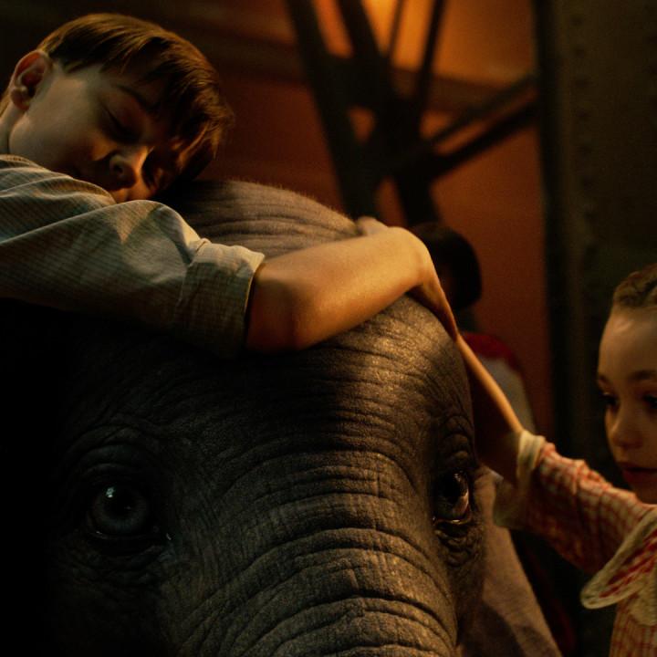 Dumbo Szenenbild 1