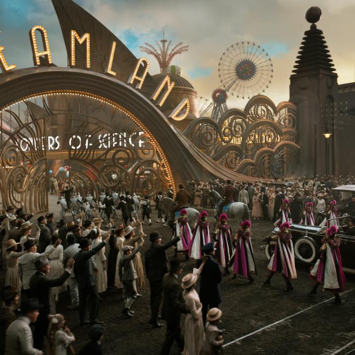 Dumbo Szenenbild 2