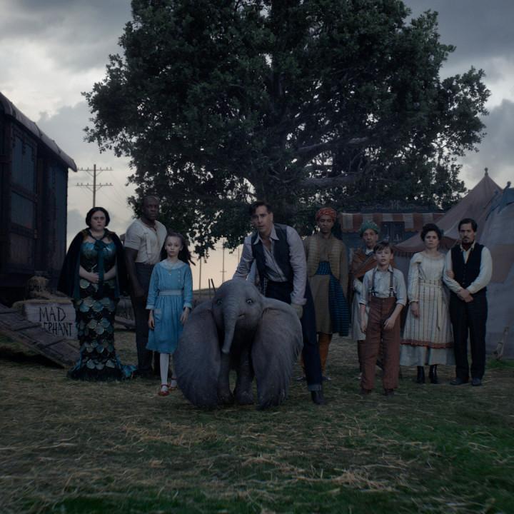 Dumbo Szenenbild 4