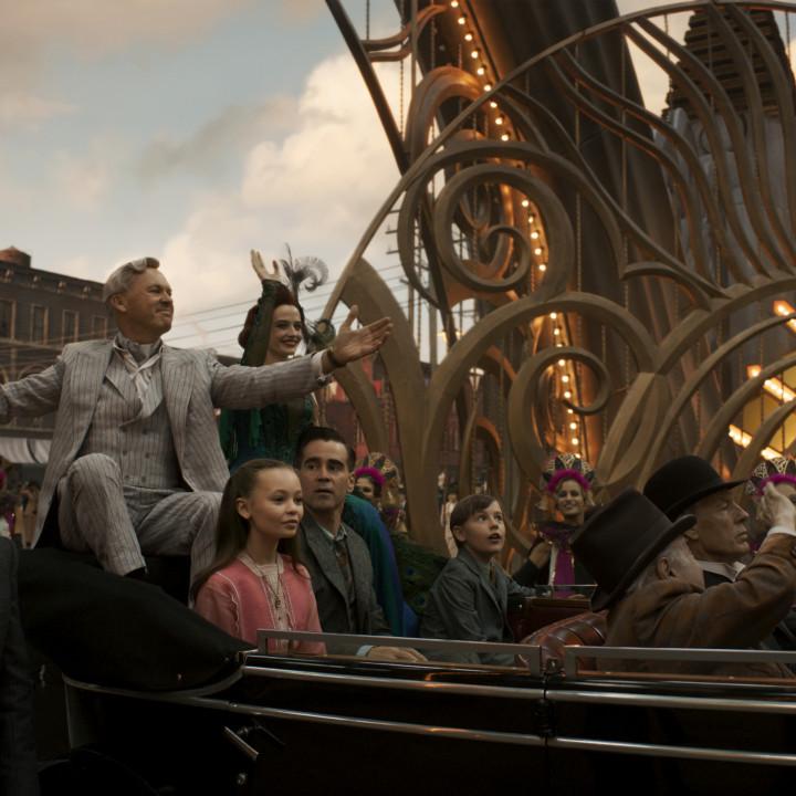 Dumbo Szenenbild 9