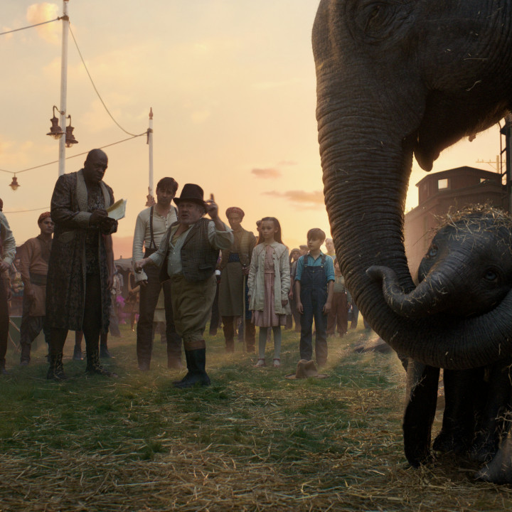 Dumbo Szenenbild 12