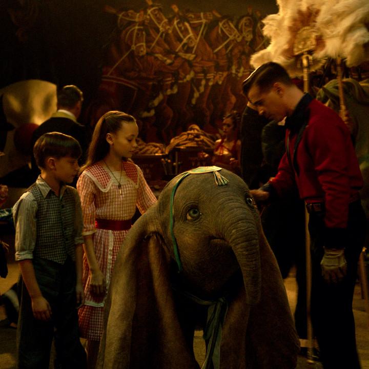 Dumbo Szenenbild 13