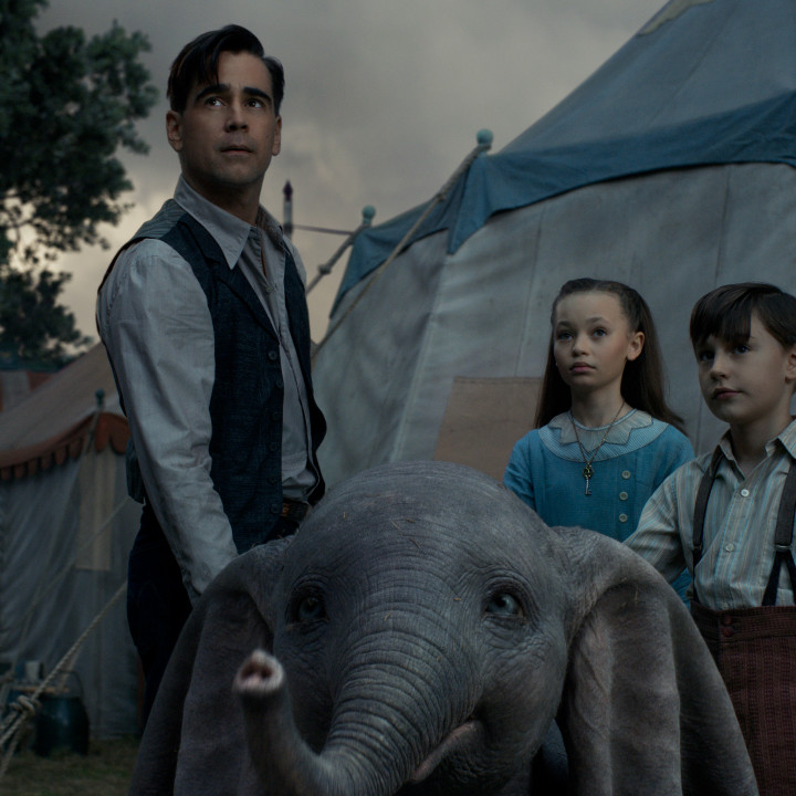 Dumbo Szenenbild 14