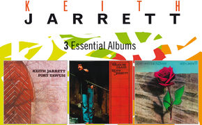 Various Artists, Von Jarrett bis Hancock - die 3 ESSENTIAL ALBUMS-Serie geht weiter