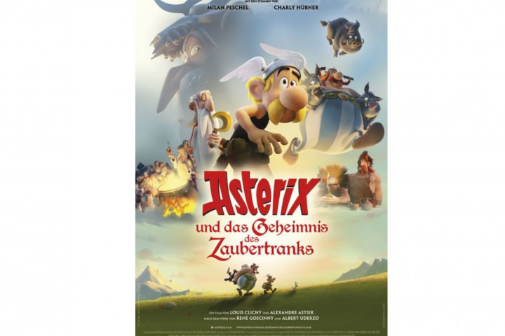Asterix Film News