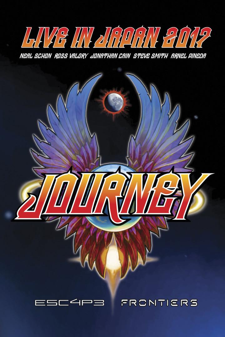 Journey Live In Japan DVD