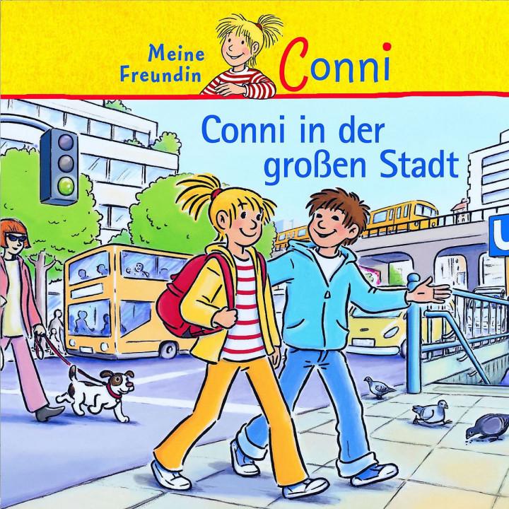 Conni in der großen Stadt Cover