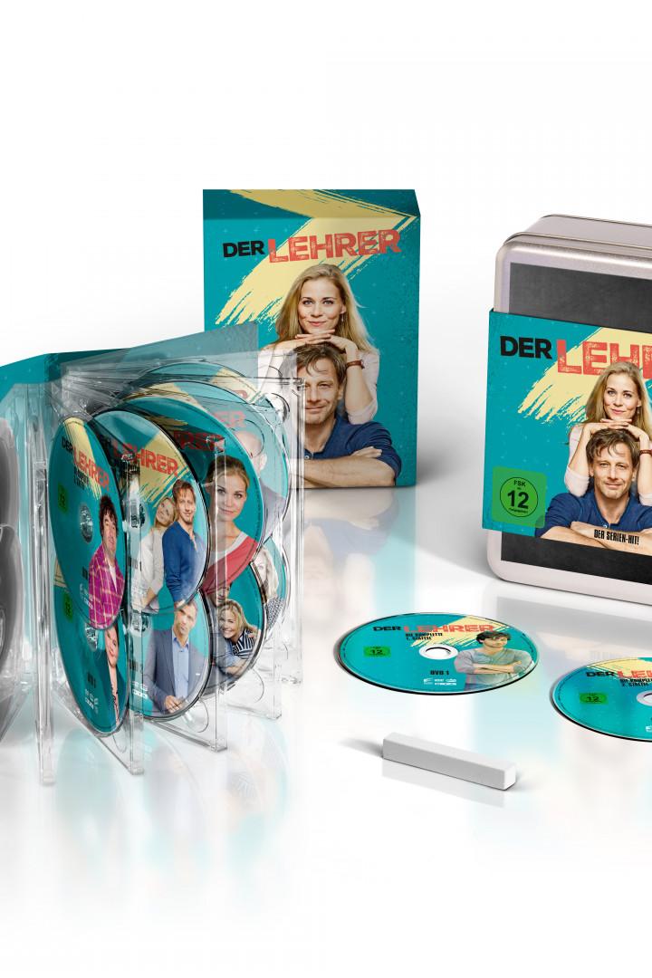 Der Lehrer - limitierte Komplettbox Staffel 1-6 (15 DVDs)