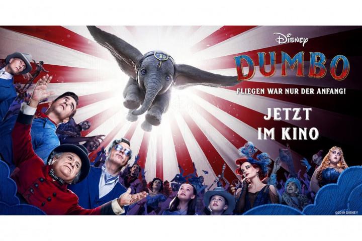 dumbo news kinostart