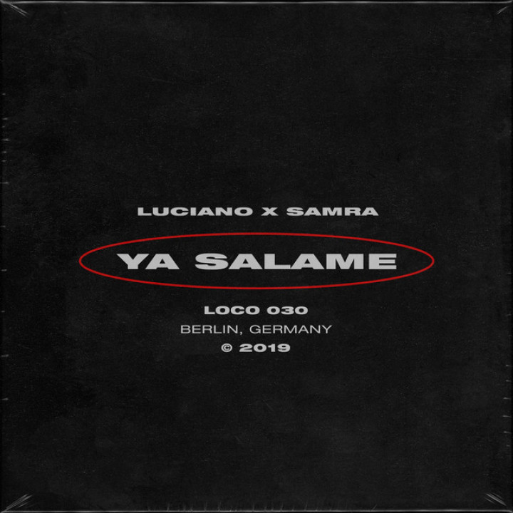 Luciano_Ya Salame_Cover