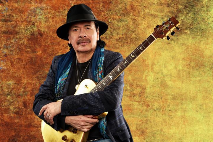 Santana Press Photo