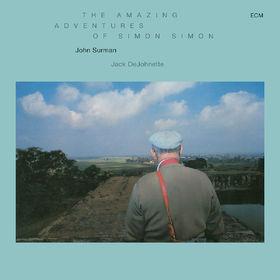 Jack DeJohnette, The Amazing Adventures Of Simon Simon, 00602567431459