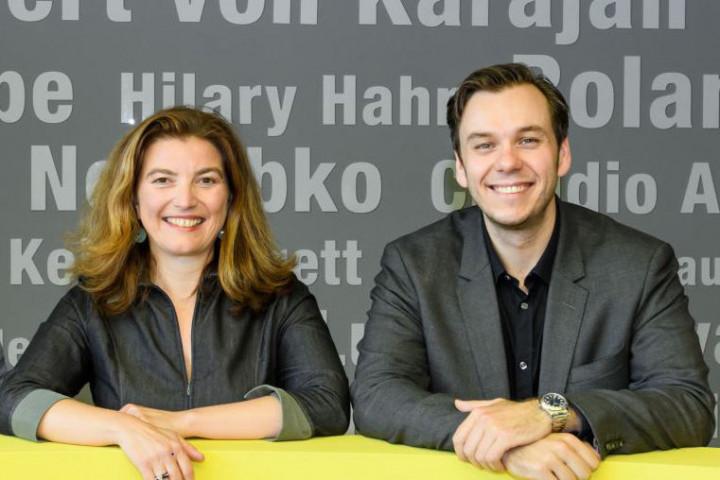 Clemens Trautmann, Valerie Gross, Benjamin Bernheim