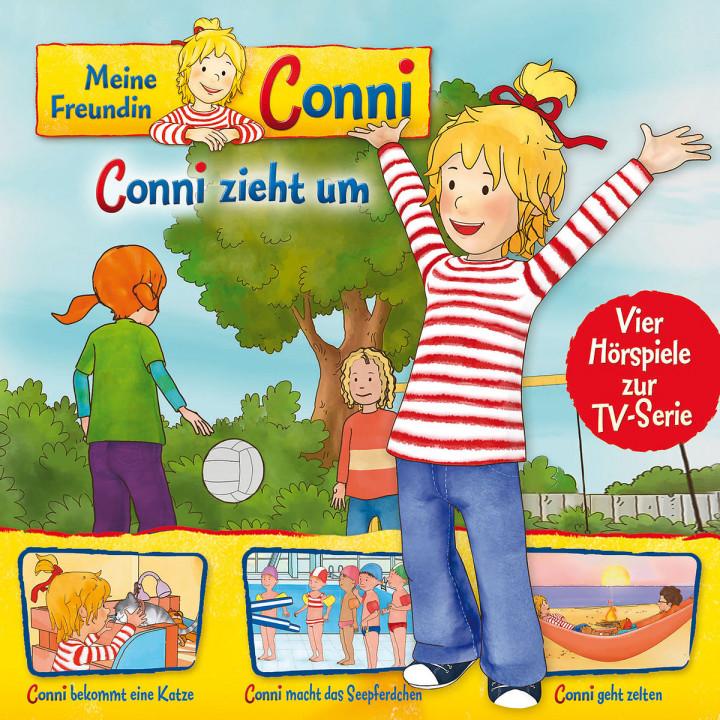 01: Meine Freundin Conni (Hörspiel zur TV-Serie)