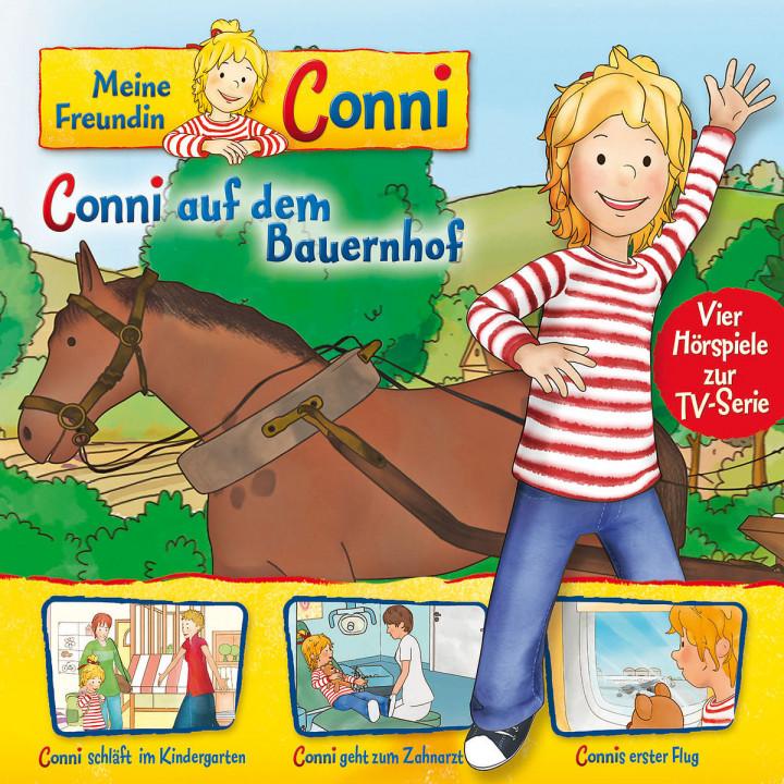 02: Meine Freundin Conni (Hörspiel zur TV-Serie)