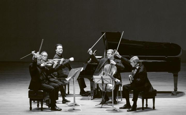 Emerson String Quartet & Evgeny Kissin