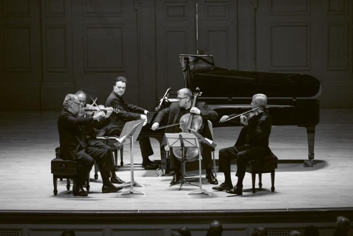 Evgeny Kissin, Emerson String Quartet