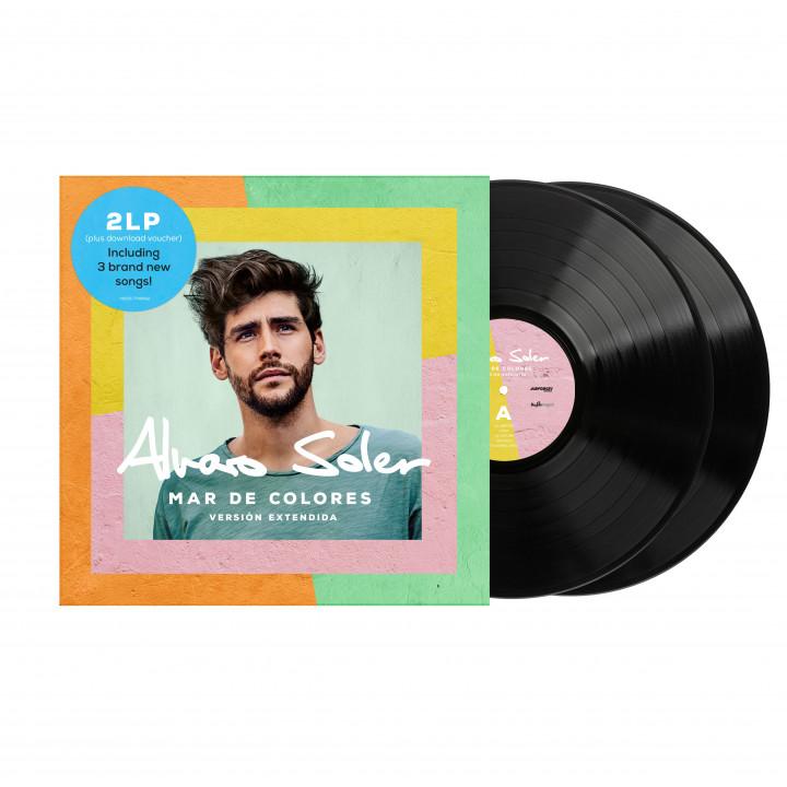 Mar De Colores (Versión Extendida) [LP inkl. MP3 Code]