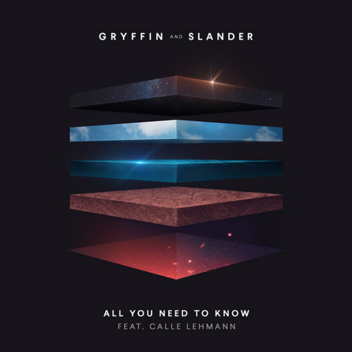 Gryffin and Slander feat. Calle Lehmann - All You Need To Know