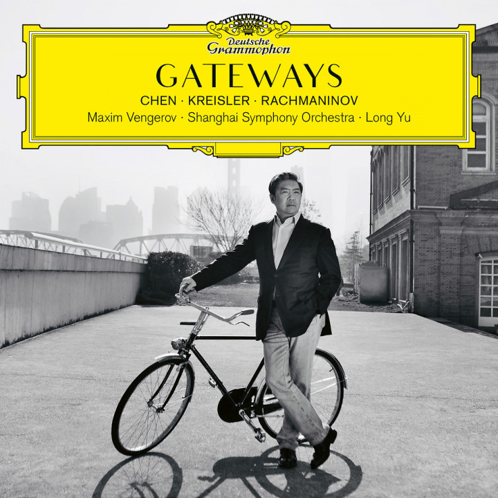 Gateways. Chen - Kreisler - Rachmaninov